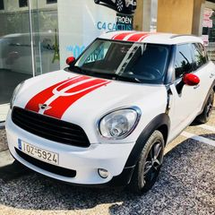 Mini Countryman countryman one  CHILLI PAPPER