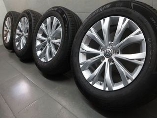 Vw Tiguan Original 17'' 7x17 5x112 ET40 Biliris Wheels *600€*