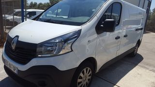 Renault Trafic 2 ΠΛΑΙΝΕΣ FOUL EXTRA