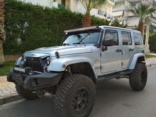 Jeep Wrangler ARCTIC UNLIMITED 2,8 AUTO