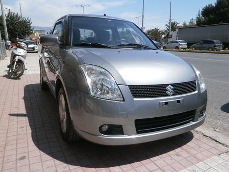 Suzuki Swift 1.3 GL A/C '06 - € 5.000 EUR (Συζητήσιμη)