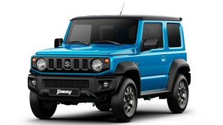 "Suzuki Jimny 1.5 GL VVT 102hp ""NEW MODEL"""