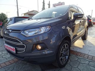 Ford EcoSport 1.0 ECOBOOST 125HP PLUS