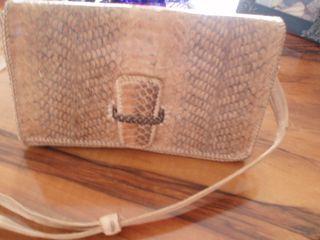 4926a657dc Τσάντα γυναικεία από γνήσιο φίδι και δέρμα