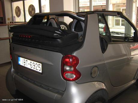 Smart ForTwo  '03 - 4.500 EUR