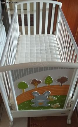 cf025d06b8f Παιδικό κρεβάτι με στρώμα - € 149 EUR - Car.gr