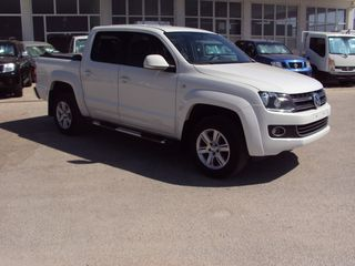 Volkswagen  Amarok HIGHLINE 180ps EURO.5