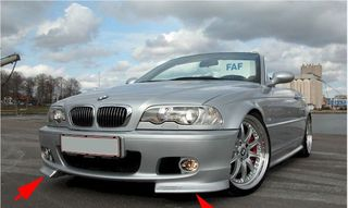 Spoiler BMW E46 M-Technik Clubsport
