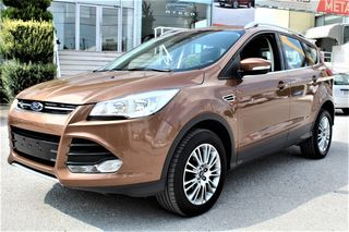 Ford Kuga TITANIUM-182HP-4x4-Automatic