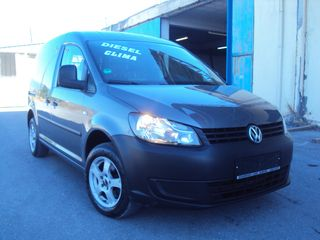 Volkswagen Caddy BLUEMOTION TDI ΚΛΙΜΑ ΕURO 5