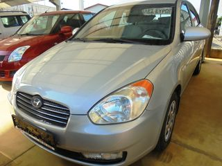 Hyundai Accent 1.400C 16V 90PS ΓΡΑΜΜΑΤΙΑ!