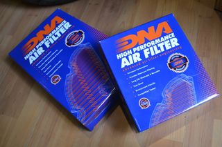 DNA AIR FILTER VERSUS 650 2015-2018