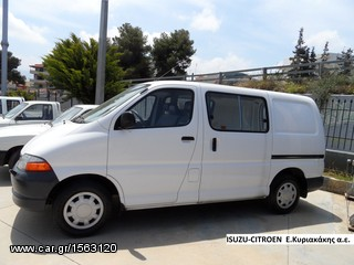 Toyota Hiace Injection