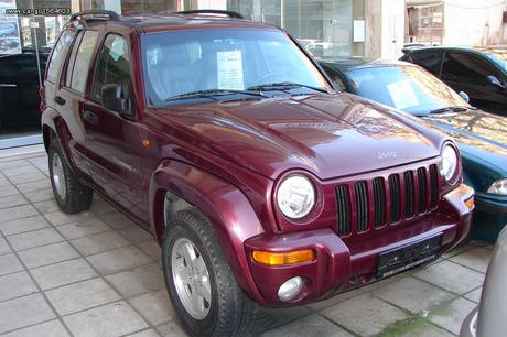 Jeep Cherokee LIMITED '03 - 6.500 EUR