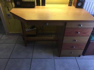f47dd0db25d Πωλείται γραφείο από επιπλοποιό/ ξυλουργό σε άριστη κατάσταση Πωλείται  γραφείο από επιπλοποιό/ ξυλουργό σε άριστη κατάσταση