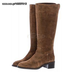 61a735f0a3e Γυναικείες Μπότες 3830 Καφέ Δέρμα Καστόρι - € 89 EUR - Car.gr