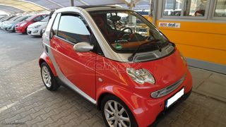 Smart ForTwo PASSION!DIESEL!CABRIO!ΔΟΣΕΙΣ!!