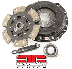 Competition Clutch δίσκο-πλατό Stage 4 για Mazda RX8
