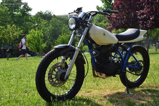 Yamaha XT 250 G '81 - € 2 600 - Car gr