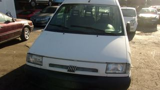 FIAT SCUDO 1999 1600cc  Αερόσακοι-AirBags Διακόπτες/Κοντρόλ ...