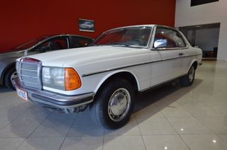 Mercedes-Benz 280 CE COUPE W123