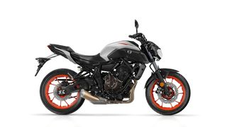 Yamaha MT-07 MT07 ABS
