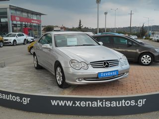 Mercedes-Benz CLK 200 KOMPRESSOR ΑΥΤΟΜΑΤΟ