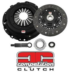 Competition Clutch δίσκο-πλατό-βολάν Stock για Subaru EJ25T (αναβάθμιση από 230mm σε 250mm, push style)