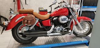 Honda Shadow 750 VT 750 SHADOW