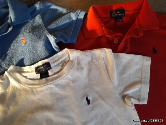 e5dd99ac10d ΜΠΛΟΥΖΕΣ POLO RALPH LAUREN - € 10 EUR - Car.gr