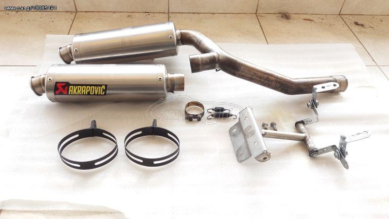 AKRAPOVIC Yamaha FZ6 FAZER S2 600 - € 500 EUR - Car.gr 366869ee8d0