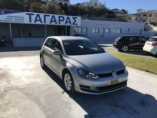 Volkswagen Golf 1.6 TDI GENERATION 105 HP