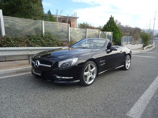 Mercedes-Benz SL 350 AMG SPORT PACKAGE MAGIC VISION