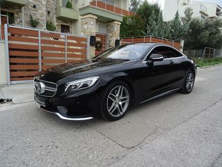 Mercedes-Benz S 500 4MATIC COUPE AMG LINE PANORAMA