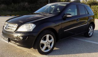 Mercedes-Benz ML 320 ΑΕΡΑΝΑΡΤΗΣΗ-SPORT PACKET