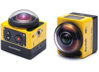Action Camera Kodak PixPro Aqua Kit WiFi Full HD SP360