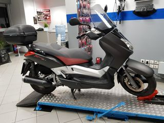 Yamaha X-MAX 250 Red