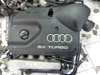 AUDI A3 -TT - 1.8cc 20V TURBO 150HP  (AUM)
