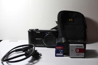 290ea0b342 Φωτογραφική Μηχανή Sony DSC H55