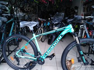Bianchi  GRIZZLY 9.3 DEORE 2X10SP