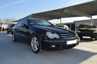 Mercedes-Benz CLK 200 KOMPRESSOR  AUTOMATIC FACELIFT