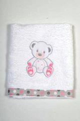 6d421fa3bb7 Baby Star Πετσέτα προσώπου sweet dots Baby Star Πετσέτα προσώπου sweet dots