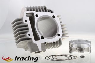 RACING ENGINE150cc BIG BORE RACING 66.00mm FORGED PISTON.