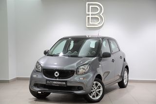 Smart ForFour AUTOMATIC AUTOBESIKOS