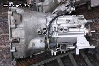 Gear Box sasman  BAVARIAN MOTORS