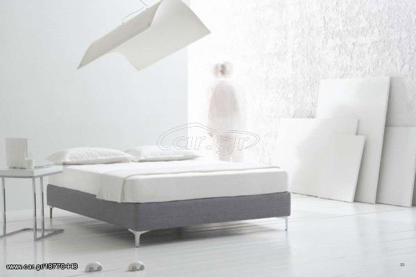 0d068f8a3fc Διπλό κρεβάτι Candia Strom EOS 160Χ200 χωρίς πλάτη -ενισχυμένο σκελετό από  μασίφ πεύκο Παλιά Σχεδίαση