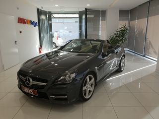 Mercedes-Benz SLK 250 BLUE EFFICIENCY