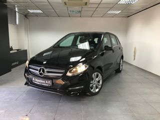 Mercedes-Benz B 180 D PROGRESSIVE PLUS 109HP