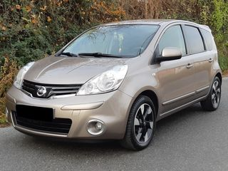 Nissan Note 1.5DCI-NAVI-EURO 5