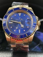 Rolex Submariner Gold Automatic